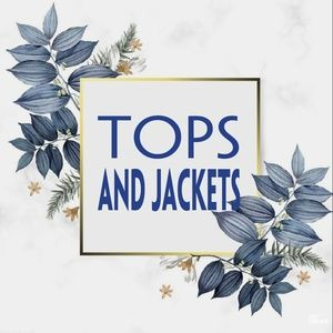 Tops, cardigans, blazers and more!